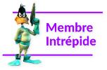 Membre Intrépide